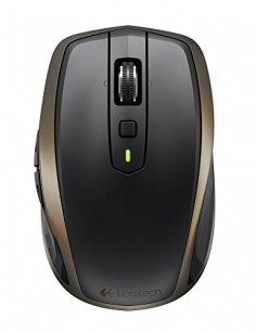 Logitech MX Anywhere 2 Wireless Mobile Mouse - (Black)