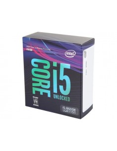 Intel Core i5-8600K Coffee Lake 6-Core 3.6 GHz (4.3 GHz Turbo) LGA 1151 (300 Series) 95W Desktop Processor