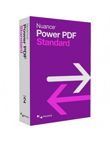 Nuance Power PDF Standard 2.0 (Retail Box)