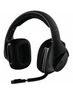 Logitech G533 Surround Sound Gaming Headset (Black)