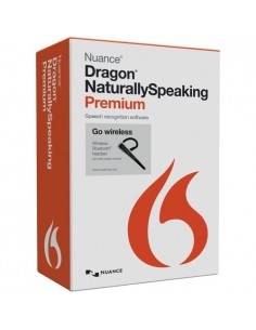 Nuance Dragon NaturallySpeaking 13 Premium Wireless (Retail Box)