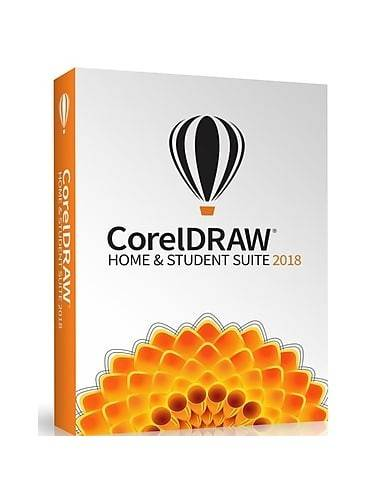Buy CorelDRAW Home and Student 2018 for the best price at uktechstore.com