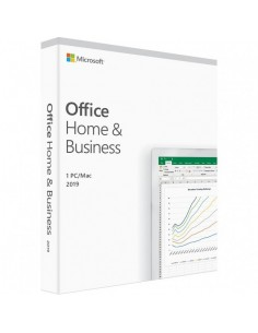 Microsoft Office 2019 Home and Business for 1 PC/Mac Download