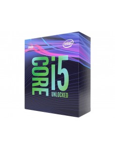 Intel Core i5-9600K Coffee Lake 6-Core 3.7 GHz (4.6 GHz Turbo) LGA 1151 (300 Series) 95W Desktop Processor