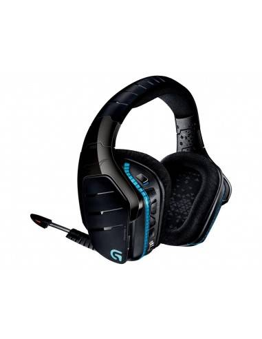 Logitech G933 Wireless 7.1 Surround Sound Gaming Headset - Black