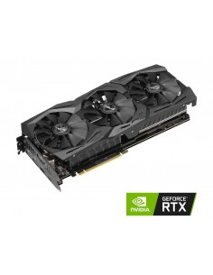 ASUS ROG GeForce RTX 2070 DirectX 12 8GB 256-Bit GDDR6 PCI Express 3.0 HDCP Ready Video Card