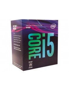 Intel Core i5-8600 Coffee Lake 6-Core 3.1 GHz (4.3 GHz Turbo) LGA 1151 (300 Series) 65W Desktop Processor