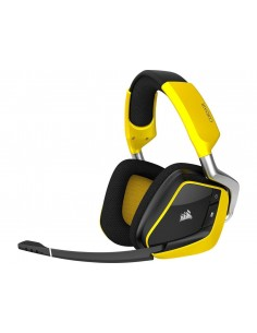 Corsair Void PRO RGB SE Wireless Surround Sound Gaming Headset (Yellow)