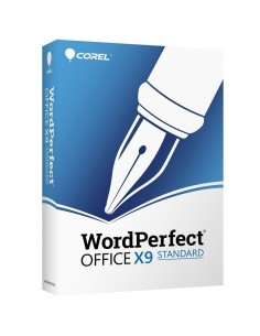 Corel WordPerfect Office X9 Standard (Download)