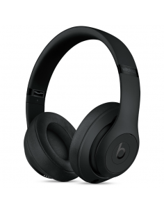 Beats by Dre Beats Studio3 Wireless Over-Ear Headphones (Matte Black)