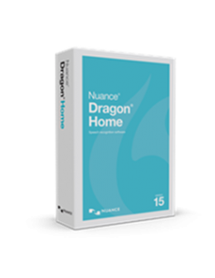 Nuance Dragon Home v15 (Download)