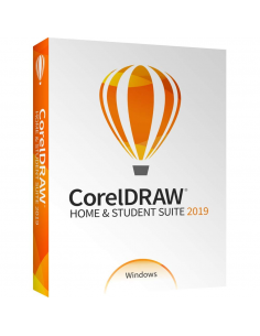 CorelDRAW Home & Student Suite 2019 for Windows (1 PC) Download