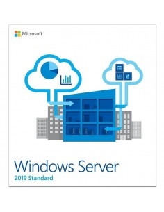 Microsoft Windows Server 2019 Standard 16 Core Retail Box (inc. 10 User CAL's)