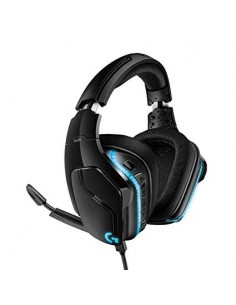 Logitech G635 Wired 7.1 Surround Sound LIGHTSYNC Gaming Headset (Black)