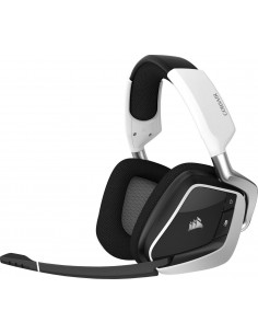 Corsair Gaming VOID PRO RGB USB Premium Gaming Headset with Dolby Headphone 7.1 (White)