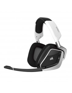 Corsair Void Pro RGB Wireless Gaming Headset with 7.1 Dolby Surround Sound (White)
