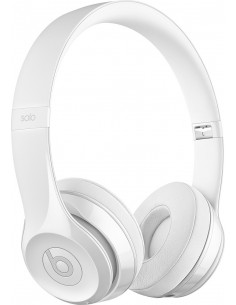 Beats by Dre Beats Solo3 Wireless Headphones (Gloss White)