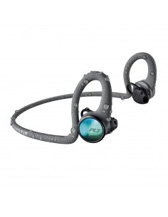 Plantronics BackBeat FIT 2100 Wireless In Ear Workout Headphones (Grey)