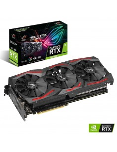 ASUS ROG STRIX GeForce RTX 2060 SUPER Overclocked 6G GDDR6 Video Card ( ROG-STRIX-RTX2060S-06G-GAMING)