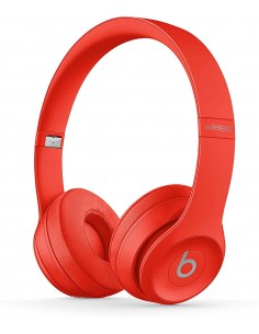 Beats by Dre Beats Solo3 Wireless Headphones Special Edition - (PRODUCT) Red