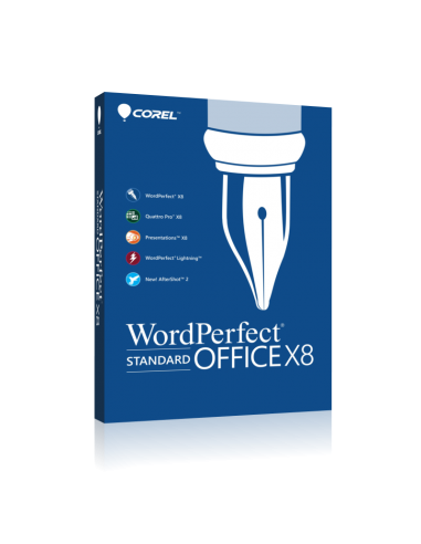 Corel WordPerfect Office X8 Home and Student (Download)