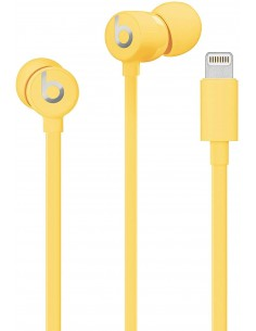 Beats by Dre urBeats3 Earphones with Lightning Connector (Yellow)