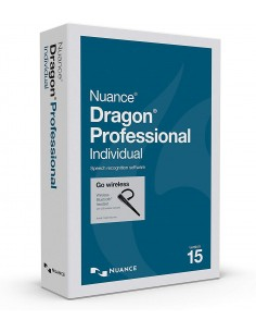 Nuance Dragon Professional Individual 15.0 Wireless (Retail Box)