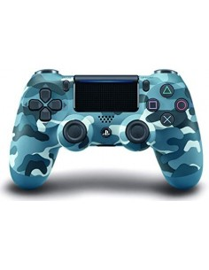 Sony PlayStation 4 DualShock 4 Wireless Controller in Blue Camo