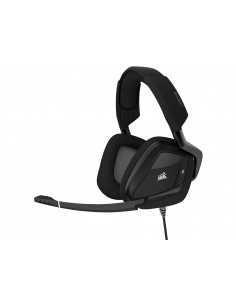 Corsair VOID RGB ELITE USB Premium Gaming Headset with 7.1 Surround Sound (Black/Carbon)