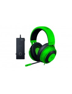 Razer Kraken Tournament Edition Wired THX Spatial Audio Gaming Headset (Green)