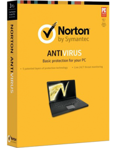 Norton AntiVirus for 1 PC Download (1 Year)