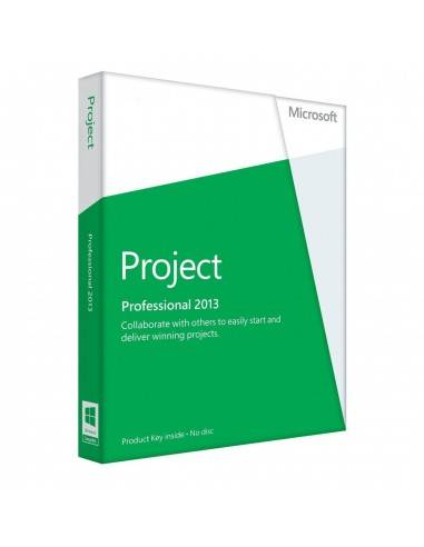 Microsoft Project 2013 Professional (Download)