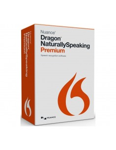 Nuance Dragon NaturallySpeaking 13 Premium (Retail Box)