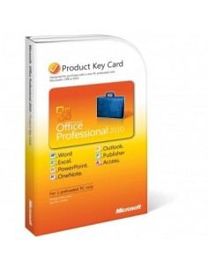Microsoft Office 2010 Professional (1 User) Download