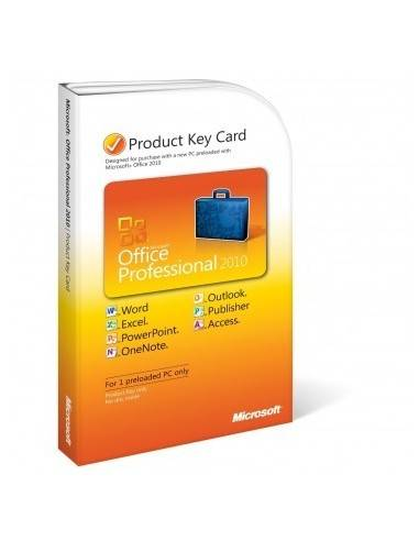 Buy Microsoft Office 2010 Professional Online - (Download Version)