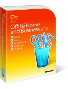 Microsoft Office 2010 Home & Business (2 Install) Download