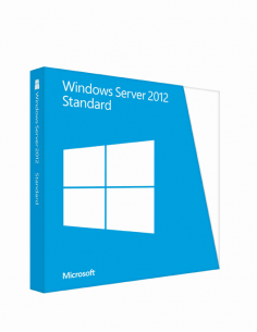 Microsoft Windows Server 2012 Standard R2 64 bit 2 Processor OEM