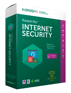 Kaspersky Internet Security for 3 Device Download (1 Year)