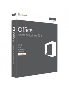 Microsoft Office 2016 Home and Business for Mac Download (1 MAC)