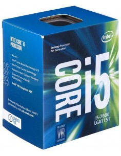 Intel Core i5-7600 Kaby Lake Dual-Core 3.5 GHz LGA 1151 65W Processor
