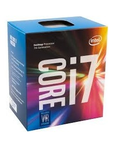 Intel Core i7-7700K Kaby Lake Dual-Core 4.2 GHz LGA 1151 91W Processor