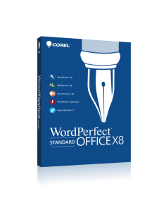 Corel WordPerfect Office X8 Standard (Download)